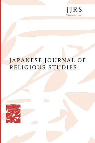 Japanese Journal of Religious Studies 42 (2015): Swanson, Paul L.