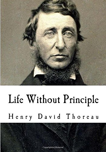 9781534888043: Life Without Principle