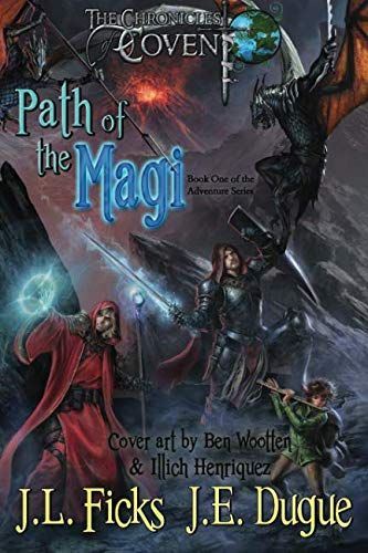 9781534889873: Path of the Magi: The Chronicles of Covent