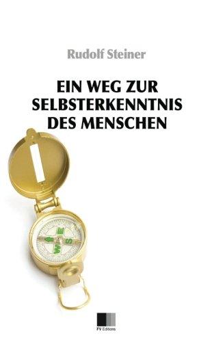 9781534917880: Ein Weg zur Selbsterkenntnis des Menschen. In acht Meditationen. (German Edition)