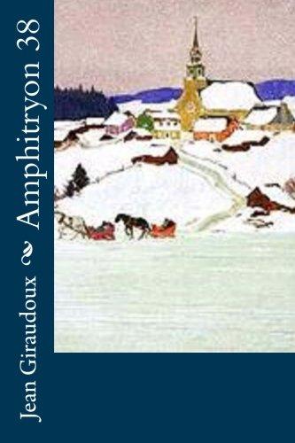 9781534921337: Amphitryon 38 (French Edition)