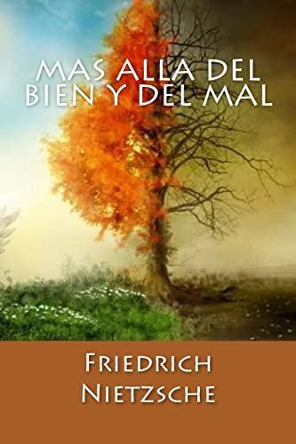 9781534924666: Mas Alla del Bien y del Mal (Spanish Edition)
