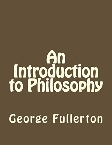 9781534925366: An Introduction to Philosophy