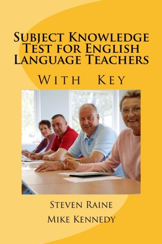 9781534927179: Subject Knowledge Test for English Language Teachers With Key....hers