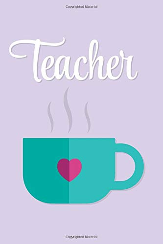 9781534943193: Teacher: Coffee Cup Notebook (Teacher Notbook) (Volume 2)