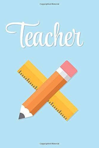 9781534943360: Teacher: Pencil Notebook: Volume 3 (Teacher Notebook)