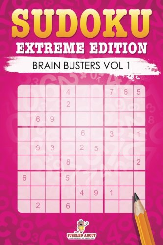 9781534943940: Sudoku Extreme Edition: Brain Busters Vol 1