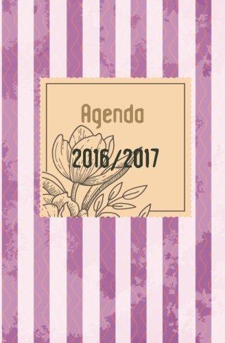 9781534951204: Agenda 2016 2017: interior en blanco y negro: Volume 2