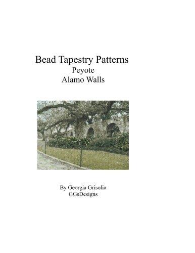 9781534961463: Bead Tapestry Patterns Peyote Alamo Walls