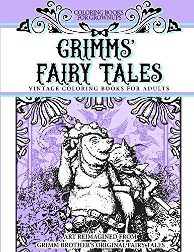 Grimms Fairy Tales Vintage