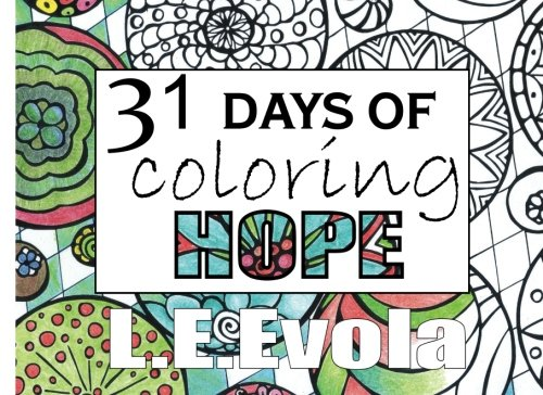 9781534968493: 31 days of coloring hope