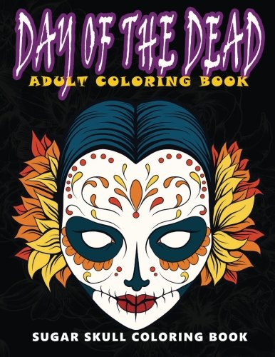 9781534976726 Day Of The Dead Sugar Skull Coloring Book At