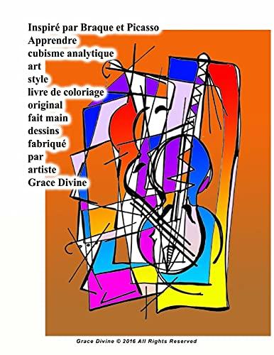 Inspire Par Braque Et Picasso Apprendre Cubisme: Grace Divine