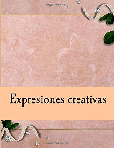 9781534997400: Expresiones creativas: Un libro para colorear para adultos y un diario (Spanish Edition)