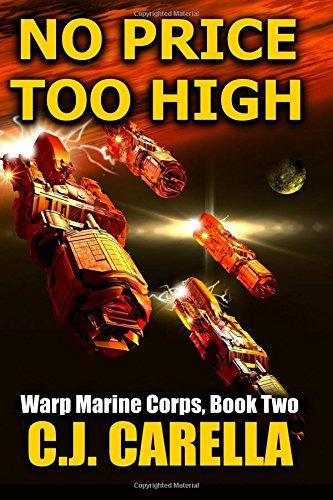9781535000017: No Price Too High (Warp Marine Corps) (Volume 2)
