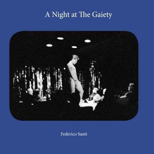9781535025423: A Night at The Gaiety: Male Burlesque in New York City