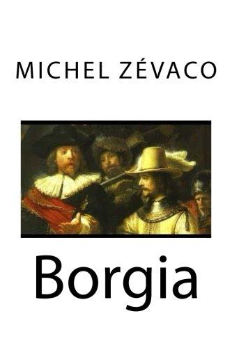 9781535050470: Borgia (French Edition)