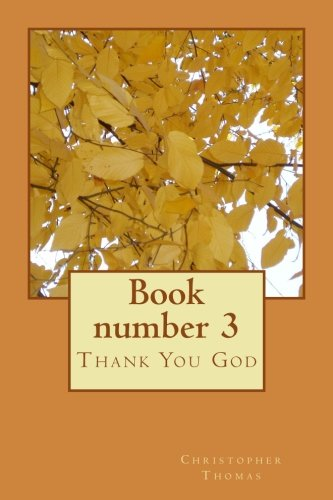 9781535054461: Book number 3