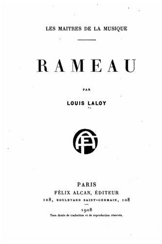 9781535069571: Rameau