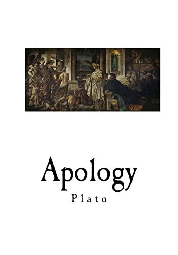 9781535077835: Apology (Plato)