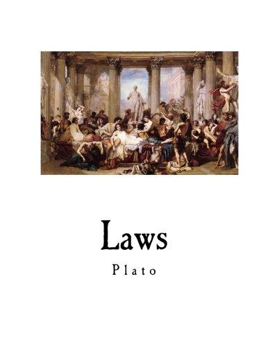 9781535078115: Laws (Plato)