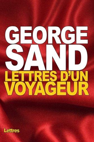 9781535091831: Lettres d'un voyageur