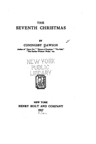 9781535096157: The Seventh Christmas