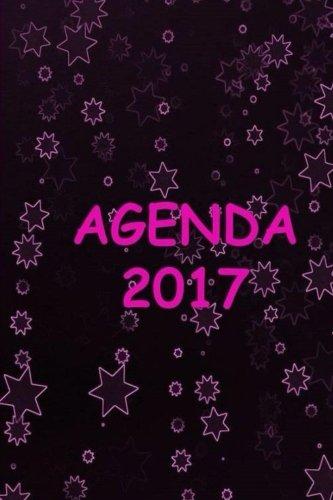 9781535096317: Agenda 2017: Blogger Rosa/Negro (Spanish Edition)