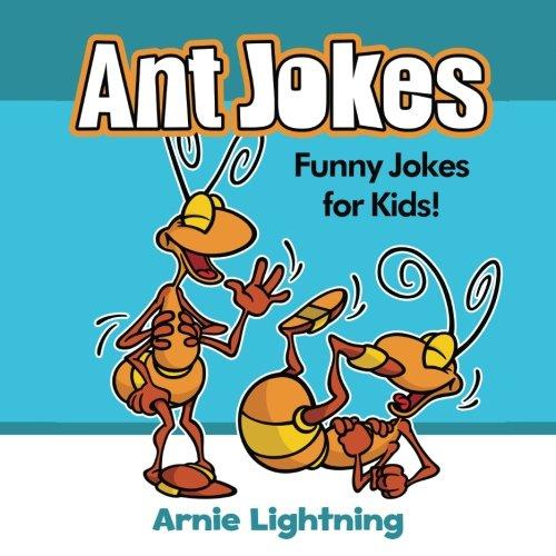 9781535123365: Ant Jokes: Funny Ant Jokes for Kids! (Volume 9)