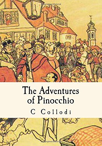 9781535134576: The Adventures of Pinocchio