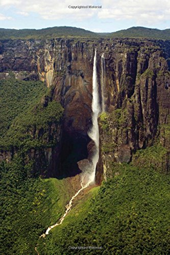 9781535155618: Angel Falls Venezuela - Highest Waterfall in the World Journal: 150 page lined notebook/diary