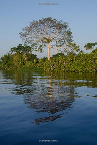 9781535155755: Ceiba Tree Beside Orinoco River in Venezuela Journal: 150 page lined notebook/diary