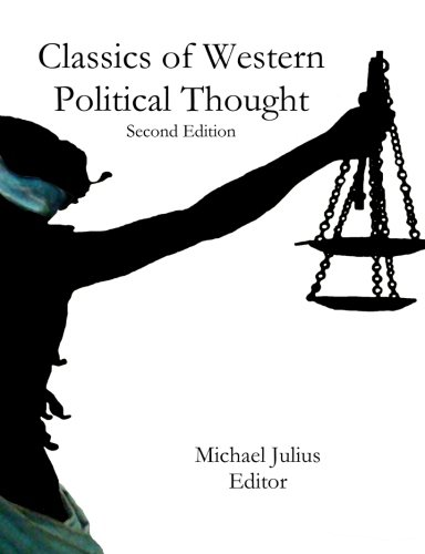 9781535174947: Classics of Western Political Thought