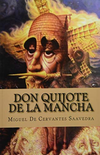 9781535181440: Don quijote de la mancha (Spanish Edition)