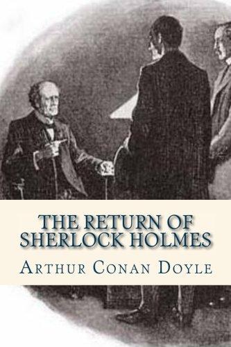 9781535182157: The Return of Sherlock Holmes