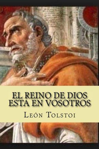 9781535187367: El Reino de dios esta en Vosotros (Spanish Edition)