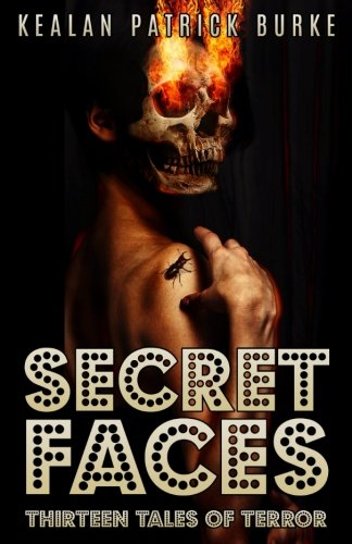Secret Faces: Burke, Kealan Patrick