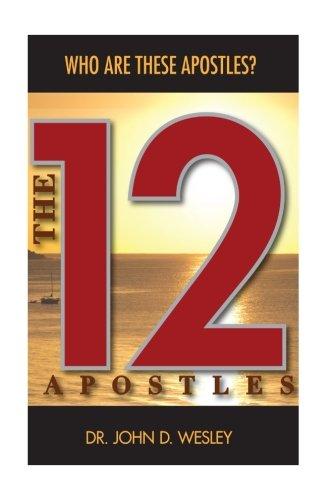 9781535197311: The Twelve Apostles: