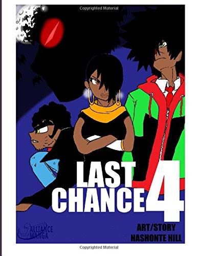 9781535203791: Last Chance vol 4: Alliance Manga Last Chance (Volume 4)