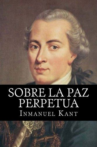9781535207027 Sobre La Paz Perpetua Spanish Edition