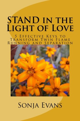 9781535208833: STAND in the Light of Love: 5 Effective Keys to Transform Twin Flame Running and Separation