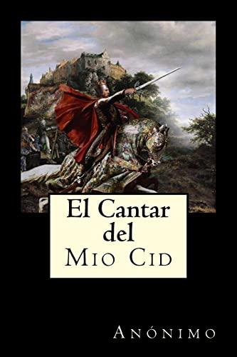 Annimo Cantar Mo Cid Abebooks