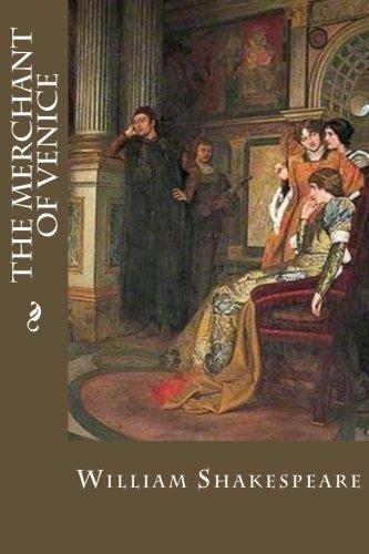 9781535216746: The Merchant of Venice