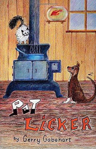 9781535219273: Pot Licker: (Black & White Illustrated Version)