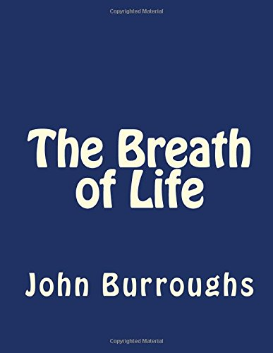 9781535225021: The Breath of Life