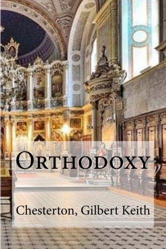 9781535228718: Orthodoxy