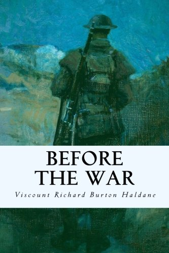 9781535229654: Before the War