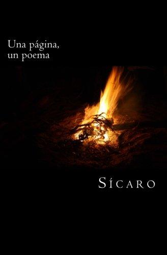 9781535238380: Una página, un poema (Spanish Edition)