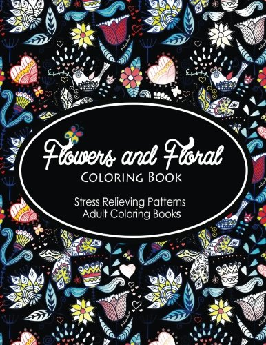 9781535250658: Flowers and Floral Coloring Book: Fashion inspired Adult Coloring Book Sketchbook for Artists, Designers, and Doodlers: Volume 2 (Vogue Fashion Sketches Coloring Book)
