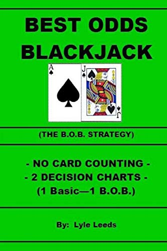 9781535254984: Best Odds Blackjack: The